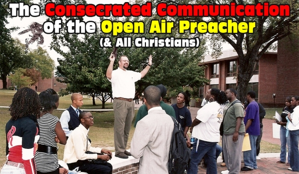 Consecrated Communication